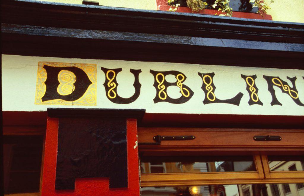 Dublin Pub Fare Buzz