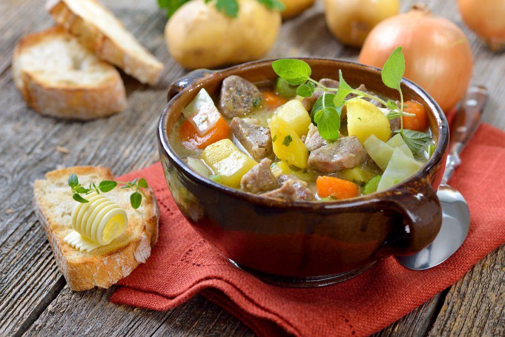 Irish stew Fare Buzz
