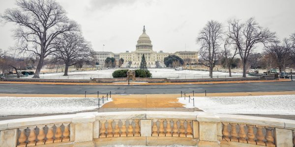 Unexpected Winter Getaway in Washington DC