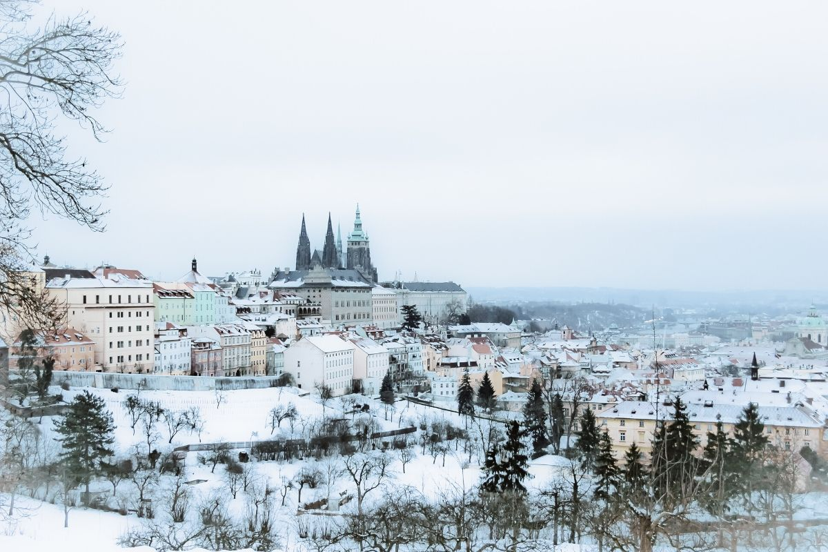Experience the Beauty of Prague in Winter