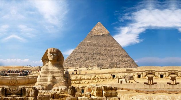 Book Your Flights to Egypt With Fare Buzz