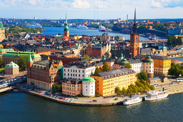 Stockholm Vacation- Fare Buzz