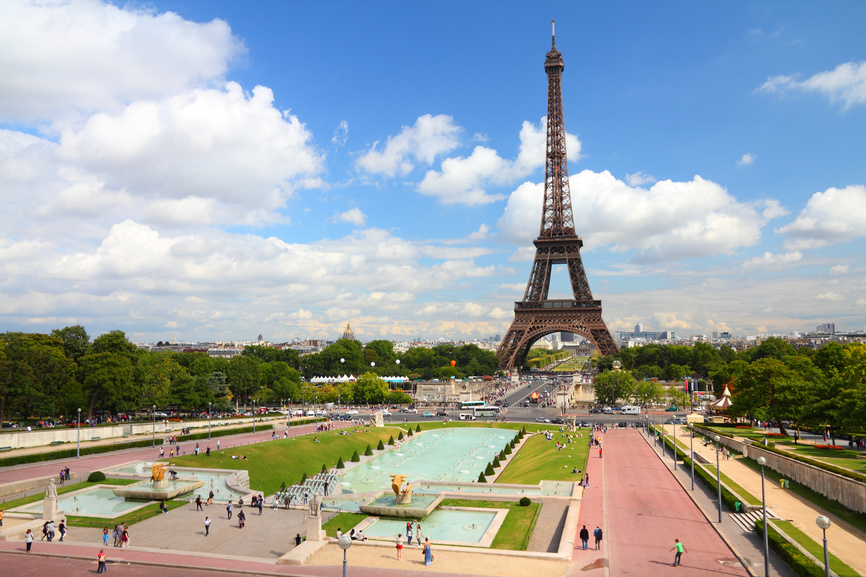 Autumn In Paris Ebook