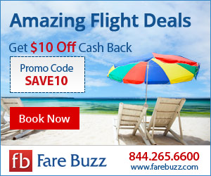 FareBuzz offers special flight deals under $100. Check out our special super-saver Airlines Tickets